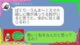 【LINE】「あんたは運転手兼ガイドだよ!」ママ友から誘われた金沢旅行…食事なしの1人部屋を予約され、お返しにとっておきの場所へ案内してやった!【ライン】【スマホdeLINE】